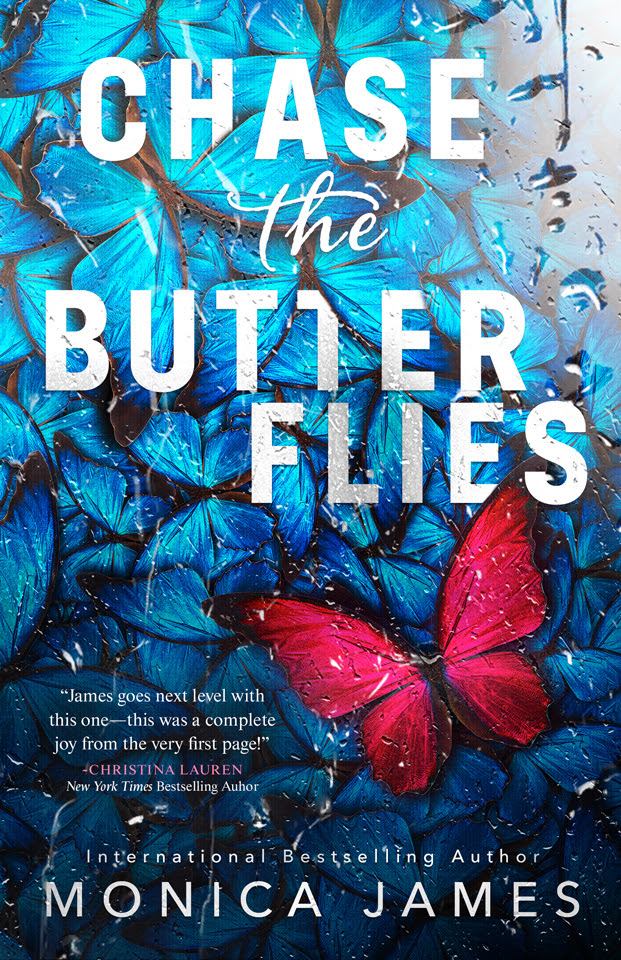 Monica James Chase the Butterflies cover 12.5.19
