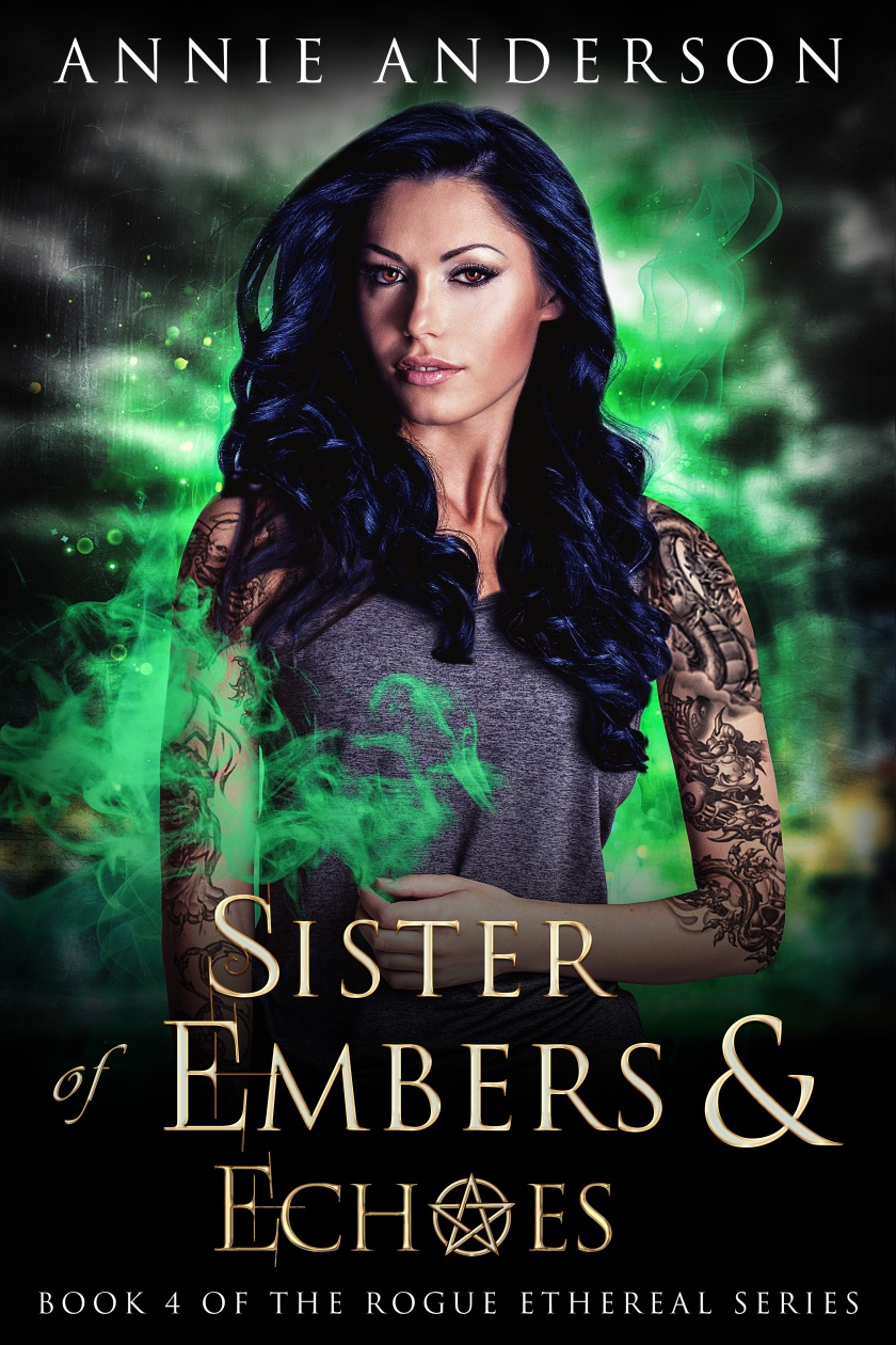 Annie Anderson Sister of Embers & Echoes 1.17.2020