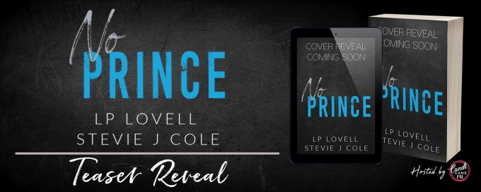 Authors Stevie J Cole and LP Lovell NO-PRINCE-Signup-BANNER-2.19.2020