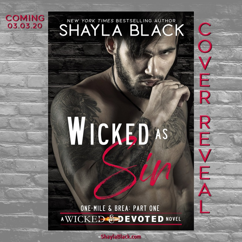 Shayla Black Wicked As Sin Cover Reveal 2.6.2020