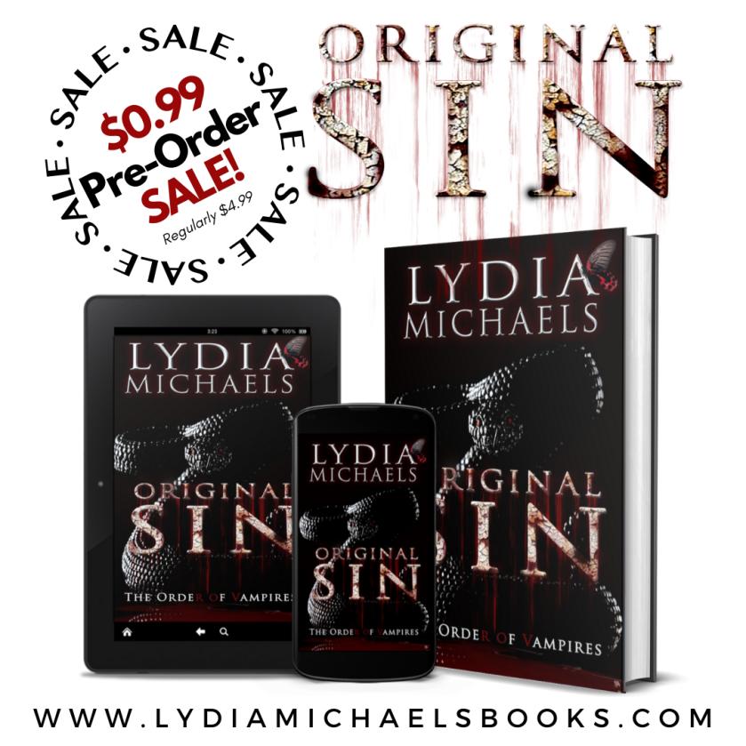 Lydia Michael Original Sin Instagram 3.29.2020