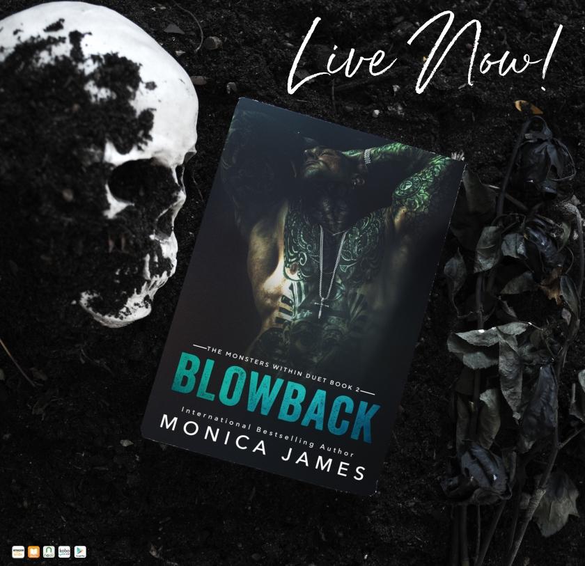 Monica James blowbacklivenow 5.3.2020