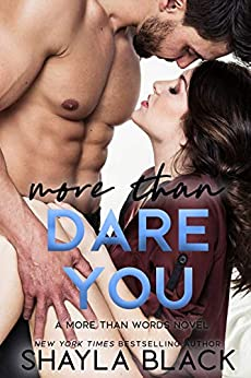 Shayla Black More Than Dare You Cover 7.29.2020